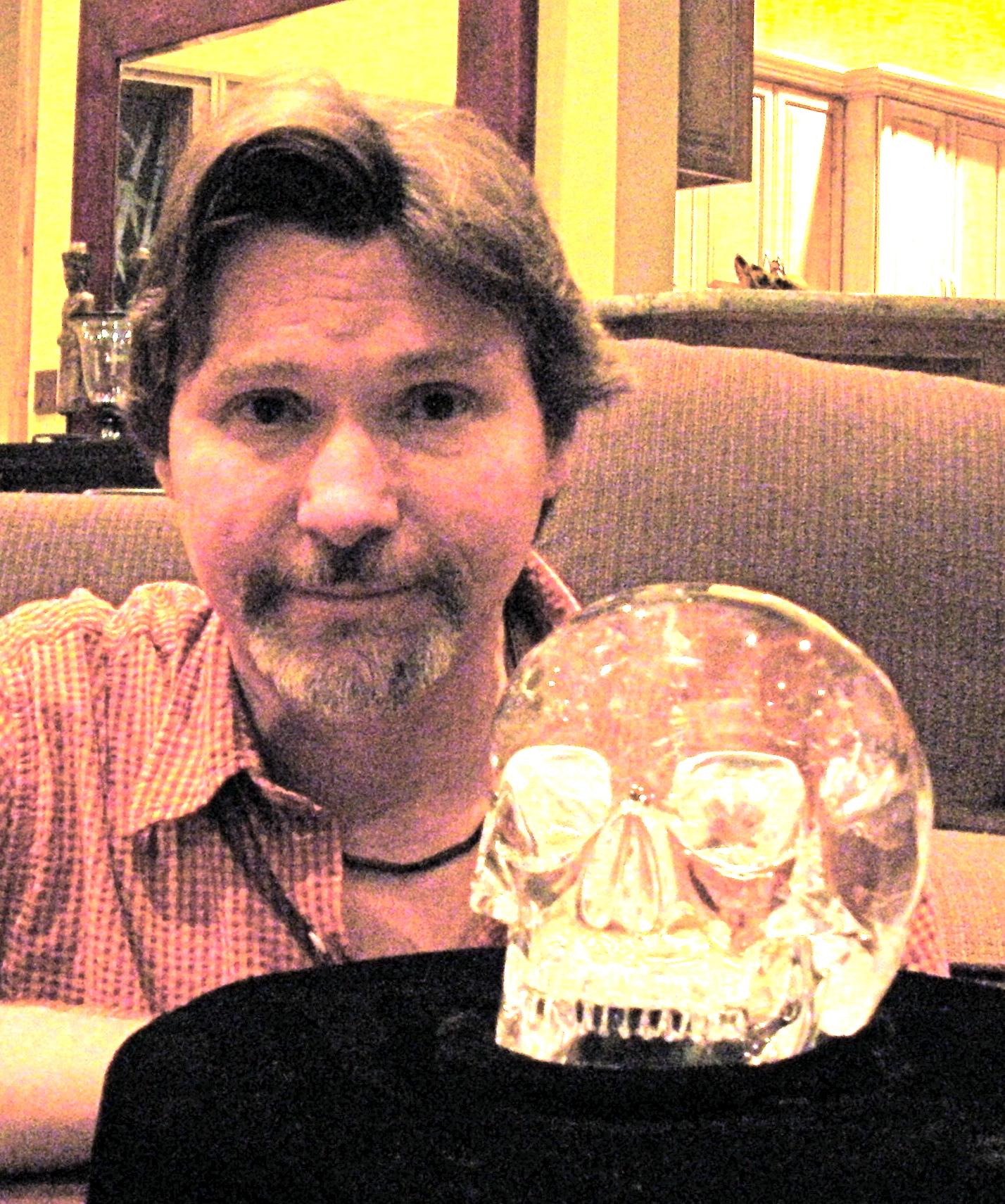 Kevin Crystal Skull