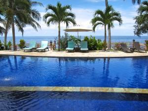 Bali Pool Ocean wide