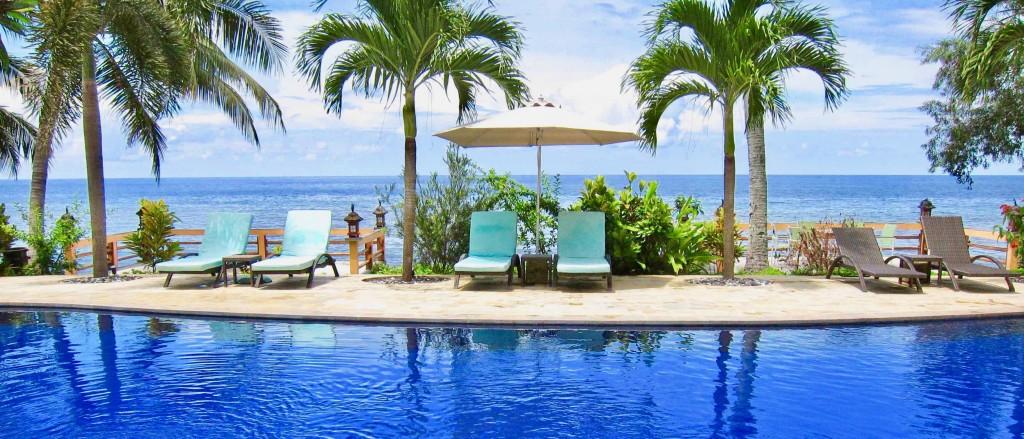 Bali 2 Pool Ocean wide
