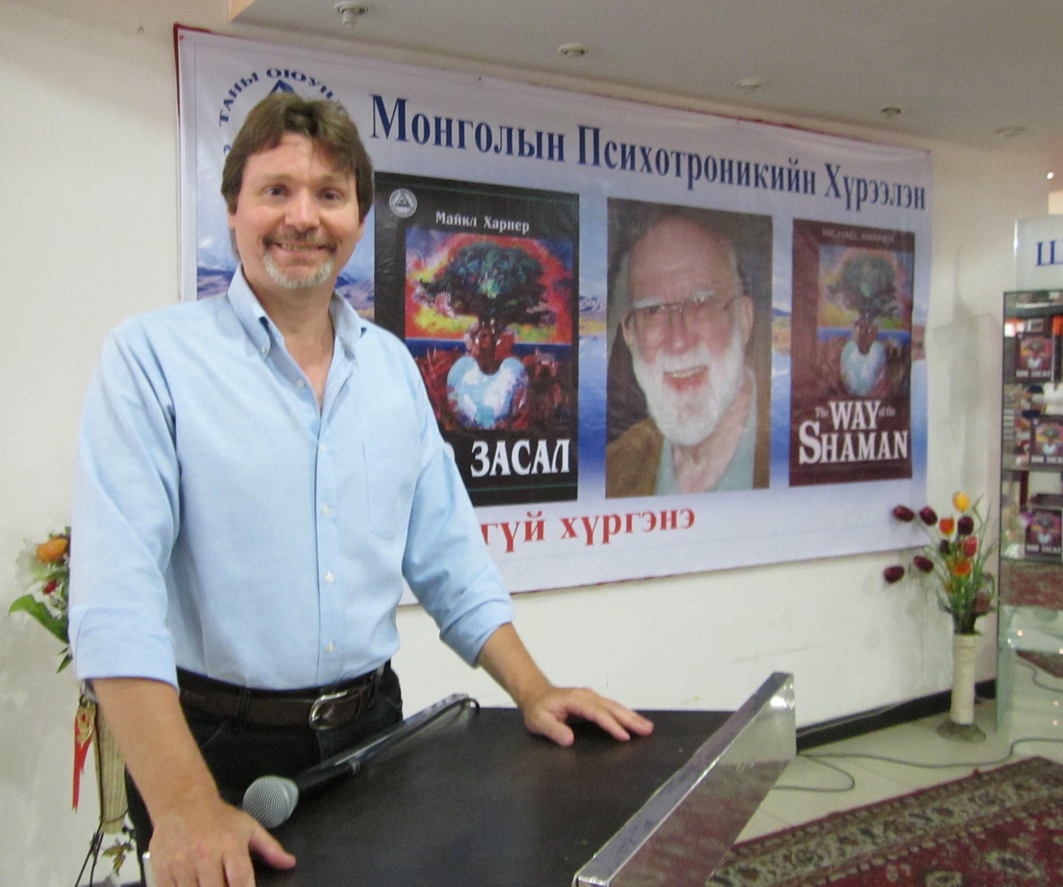 Mongolia talk