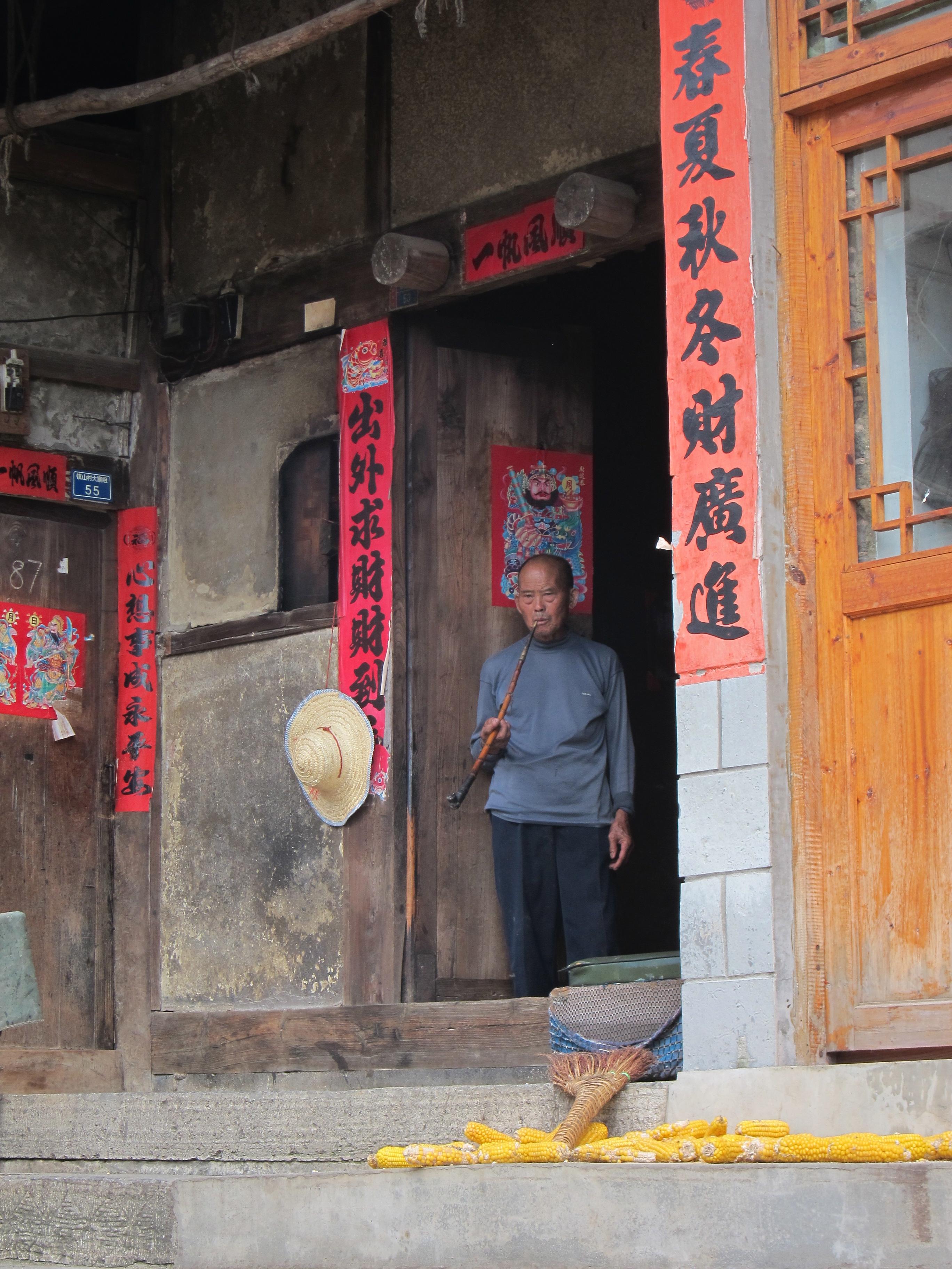 Miao-Village-ISSR-China